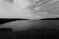 View From Charles Fort (Meleager) Tags: ireland cork kerry kinsale carles fort nkon d700 digital bw black white