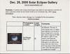 ParialSolarEclipse_25Dec2000_HomCavObservatory (homcavobservatory) Tags: homcav observatory partial solar eclipse christmas 2000 80mm refractor panasonic camcorder afocal astronomy astrophotography
