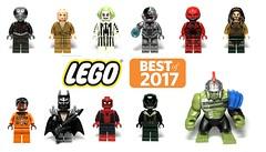 Best of 2017 - LEGO (Phoenix Custom Bricks) Tags: best lego minifigures minifigs marvel star wars dc batman