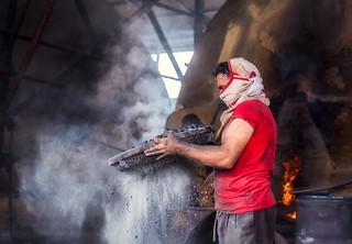 Charcoal Factory 木炭工厂