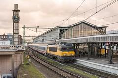 Hengelo NSI 1745 met IC 148 Berlin Ostbahnhof-Amsterdam Centraal (Rob Dammers) Tags: hengelo overijssel nederland nl ic berlin icb