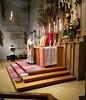 Christmastide 2017-2018 (Saint John's Church, Passaic, New Jersey) Tags: saintjohnschurchpassaicnewjerseyusa episcopal episcopales anglican anglicanos anglocatholic anglocatolicos sungmass misacantada altar chasuble casulla incense incienso