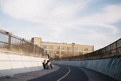 a moment over the freeway / (luustra) Tags: fuji film superia 800 canon ft ql california