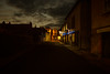 here comes the darkness (stocks photography.) Tags: michaelmarsh whitstable photographer photography photos albertstreet night lights darkness lowlightphotography notripod iso5000 handheld cinematic atmospheric mood moody dusk aftersunset street