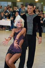Purple and platinum (quinet) Tags: 2016 berlin blauesbandderspree easter ostern pâques sporttanz tanz beautiful belle dance dancesport danse fashion mode schön sportdance women germany 276