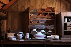 20170726-Canon EOS 6D-9762 (Bartek Rozanski) Tags: glaumbaer nordvesturkjordaemi iceland farm traditional icelandic kitchen interior wooden old