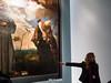 Milano - P.zzo Marino La Conversazione di Tiziano Verso il Cielo (iw2ijz) Tags: milano milan italia italy lombardia persone people person pittura arte artista tiziano