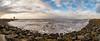 Crosby Beach Storm Eleanor (Steve Samosa Photography) Tags: storm waterloo england unitedkingdom gb crosby panoramic stormeleanor