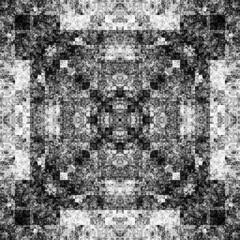 1415826815 (michaelpeditto) Tags: art symmetry carpet tile design geometry computer generated black white pattern