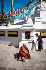 Worship (wilsonchong888) Tags: leicamsummilux35mmf14asphii m10 leica streetphotography boudhanath shrine temple buddha kathmandu nepal unescoworldheritagesite colour ngc