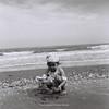 Mona sea sand sun @Pranburi Thailand (Manny_Sawasdee) Tags: rolleicord tlrcamera rolleicordtlr filmneverdie filmcamera filmfuji mediumformat bwfilm bwphoto iusefilm ilikefilmcamera ishootfilm fujifilm fujiacros100 fujiacross100 acros100 blackandwhite