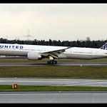 B777-322/ER | United | N2333U | FRA thumbnail