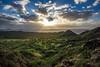 Hiking Diamond Head (Ashlyn G) Tags: hiking canon6d outdoors oahu sunrise hawaii travel diamondhead