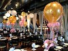 Centerpieces (PartiLife) Tags: centerpieces hotairballoon pink white gold babyshower