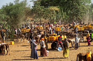 The struggle for water in Ethiopia