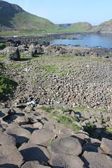 IMG_3419 (avsfan1321) Tags: ireland northernireland countyantrim unitedkingdom uk giantscauseway causewaycoast wildatlanticway basalt rock stone blackbasalt column columnarjointing columnarbasalt ocean atlanticocean landscape