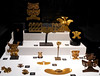 """Gold jewelleries from Colombia - """"The World that wasn't there / Pre-Columbian art in the Ligabue Collections"""" - Temporary Exhibition at Archaeological Museum of Naples (Carlo Raso) Tags: gold jewellery colombia naples archaeologicalmuseum ligabue"""
