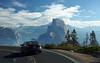 Glacier Point Road - Yosemite National Park (SomePhotosTakenByMe) Tags: halfdome baum tree auto car panorama ontheroad urlaub vacation holiday usa america amerika unitedstates california kalifornien outdoor yosemite nationalpark glacierpointroad