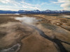 Early morning fog (wandering indian) Tags: sierras dji drone phantom landscape aerialphotography valley owensvalley owensriver river easternsierras mammothlakes california kedardatta travel nature mountains winter christmas