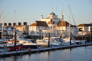 Around Lowestoft Harbour on a sunny morning (series)