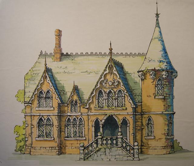 alton haunted house