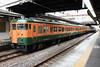 JR East 115-1038, Takasaki (Howard_Pulling) Tags: japan rail railway zug bahn train trains trainsinjapan japanese howardpulling photo picture gare
