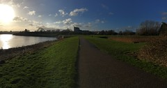 Spike Island (s1ng0) Tags: spikeisland widnes mersey westbank iphone panoramic