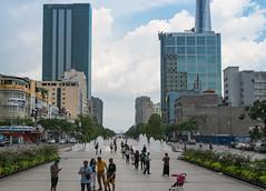 Ho Chi Minh centre