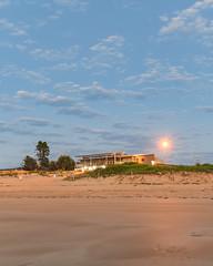 Umina Beach Surf Life Saving Club at Daybreak (Merrillie) Tags: daybreak uminabeach sunrise nature dawn landscape newsouthwales sea earlymorning nsw clouds beach ocean seascape umina morning coastal centralcoast sky waterscape water coast surflifesavingclub australia