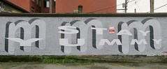 Back of 2419 Main Street (Mariko Ishikawa) Tags: canada britishcolumbia vancouver mountpleasant mural art streetart publicart