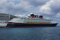 """The Disney Wonder in Cozumel • <a style=""""font-size:0.8em;"""" href=""""http://www.flickr.com/photos/28558260@N04/38168412115/"""" target=""""_blank"""">View on Flickr</a>"""