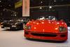 Rétromobile 2015 - Ferrari F40 (Deux-Chevrons.com) Tags: ferrarif40 ferrari f40 supercar sportcar gt exotic exotics prestige luxe luxury car coche voiture auto automobile automotive collection collector collectible vintage oldtimer rétromobile 2015 paris france