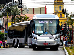 7 2377 Viação Campo Belo (busManíaCo) Tags: viaçãocampobelo caio millennium brt articulado mercedesbenz o500uda bluetec 5