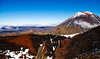 Red Crater (Caroline Balme Photography) Tags: newzealand travelaroundtheworld roadtrip whv