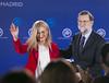 Mariano Rajoy interviene en la cena de Navidad del PP de Madrid (Partido Popular) Tags: pp partidopopular marianorajoy rajoy cristinacifuentes madrid ppmadrid cenadenavidad