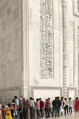 171104_054 (123_456) Tags: india agra uttar pradesh taj mahal shaj jahan yamuna mumtaz ustad ahmad lahauri mughal mausoleum