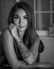 Kristina Chai Waimea July 2017 17 B&W (JUNEAU BISCUITS) Tags: nikond810 nikon nikonphotography hawaiiphotographer bigislandphotographer oahuphotographer portrait portraiture beauty glamour hapa hapagirl model modeling femalemodel kristinachai