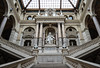 Inside the Palace of Justice - Vienna (-MikeBakker-) Tags: justizpalast palaceofjustice justice palace building court interior exquisite architecture 19thcentury art colour colourful colours light contrast peaceful quiet quaint perspective angle composition nikon nikond3100 d3100 dslr camera 1855mm lens city urban urbanexploration exploration exploring explore travel traveling traveler travelling traveller wanderlust vienna wien austria österreich europe europa unesco world heritage