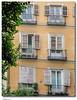 Day 2-24 - windows & shutters (W Horton) Tags: 2017 madridspain travel windows shutters balconies