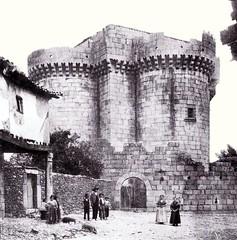 Granadilla. Castillo (Biblioteca Virtual Extremeña) Tags: joséramónmélida catálogomonumentaldeespaña extremadura spain granadilla