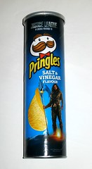 aquaman justice league movie promotion salt and vinegar flavor pringles 134g savoury snack food 2017 (tjparkside) Tags: justice league movie promo promotional can tin dc super hero heroes comic comics book books 2017 pringles 134g flavour savoury snack food foods chips potato flavor salt vinegar aquaman aqua man staff trident water ocean promotion
