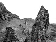 The Old Man of Storr, Isle of Skye (bestviewedfromabove.co.uk) Tags: storr trotternish aerial aerialpicture above bestviewedfromabove best bvfa dji drone fpv from gimbal highland isle skye mavic photography pictures uk viewed island raasay the old man scotland