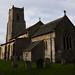 Winter: St Bartholomews, Hanworth, Norfolk
