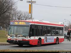 Toronto Transit Commission #8650 (vb5215's Transportation Gallery) Tags: ttc toronto transit commission 2017 nova bus lfs