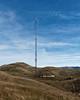 Antennas (LeftCoastKenny) Tags: edlevincountypark hills grass clouds antennas