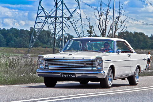 Ford Galaxie 500 LTD Hardtop 1965 (2727)