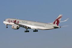A350-9.A7-ALI (Airliners) Tags: qatar qatarairways 350 a350 a3509 airbus airbus350 airbusa350 airbusa350900 phl a7ali 122117