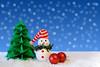 Merry Xmas - Buon Natale (bigmike.it) Tags: xmas christmas natale puppazzo di neve snowman green tree albero