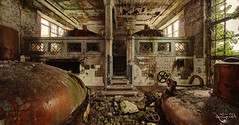 Brauerei I (Left in the Lurch) Tags: abandoned brewery
