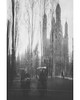 Mirror, Mirror... (freyavev) Tags: mirror reflection park church tasmajdan crkvasvetogmarka vertical monochrome blackandwhite vsco canon canon700d moody outdoor belgrade beograd serbia srbija